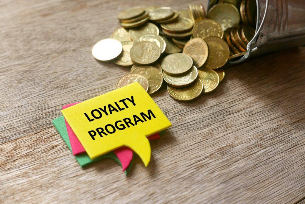 Start a loyalty program