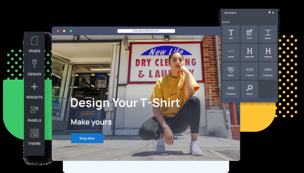 E-Commerce Online Website